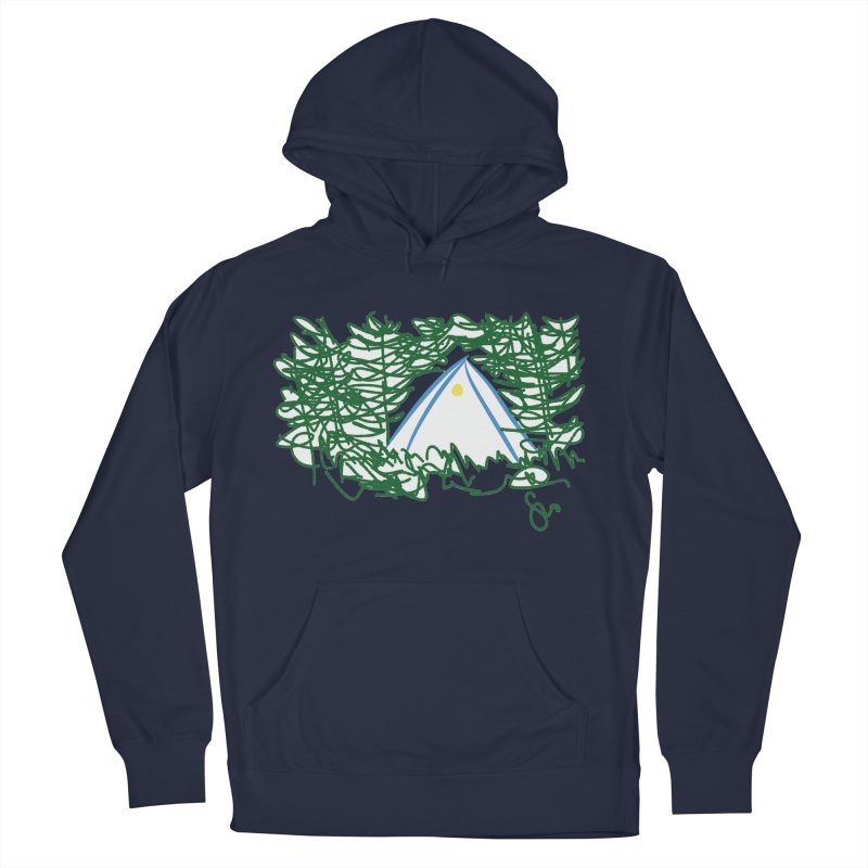 Night Light Women's Pullover Hoody by Siobhan Donoghue's Artist Shop