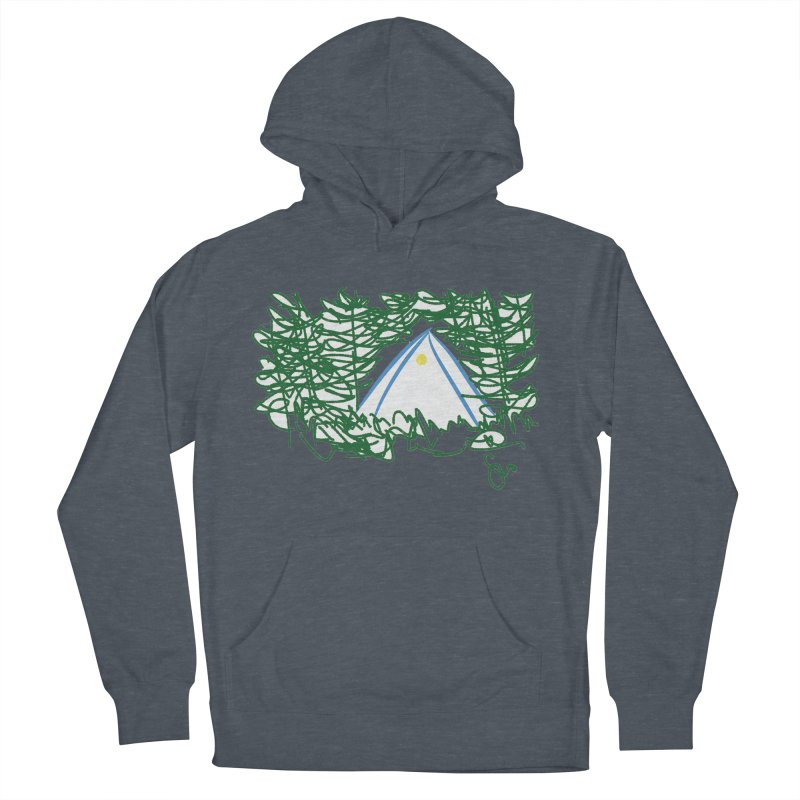 Night Light Men's Pullover Hoody by Siobhan Donoghue's Artist Shop