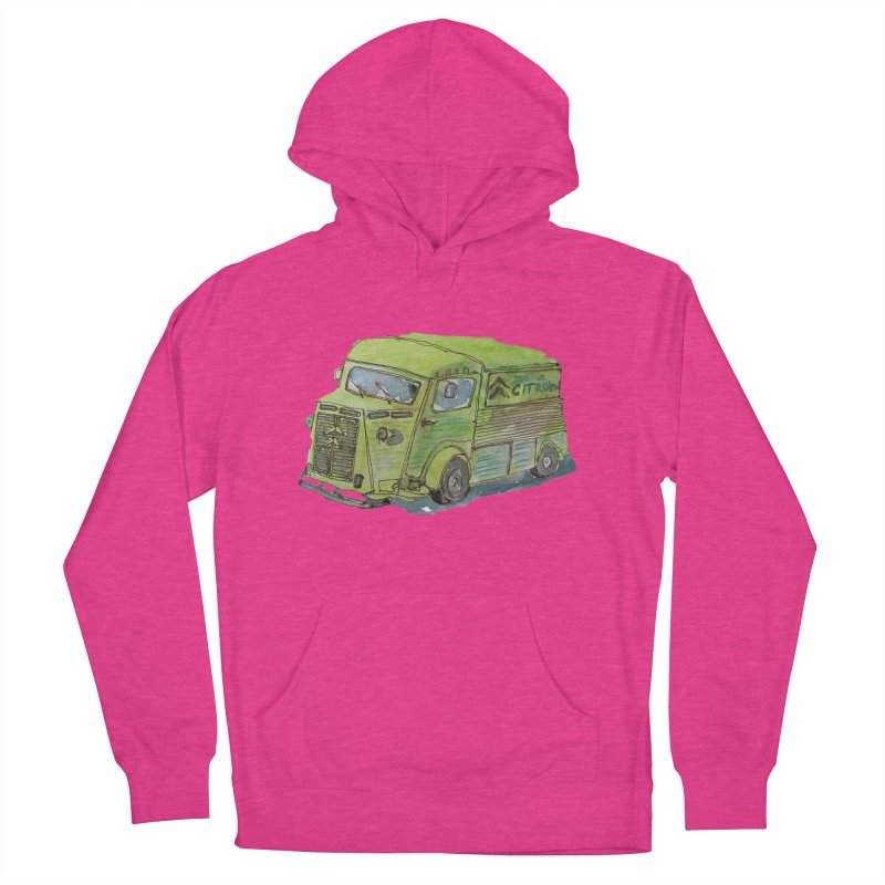 My imaginary food truck Women's Pullover Hoody by Siobhan Donoghue's Artist Shop
