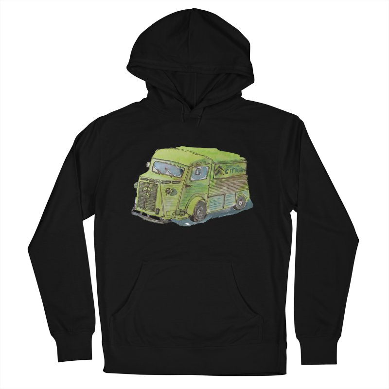 My imaginary food truck Men's Pullover Hoody by Siobhan Donoghue's Artist Shop