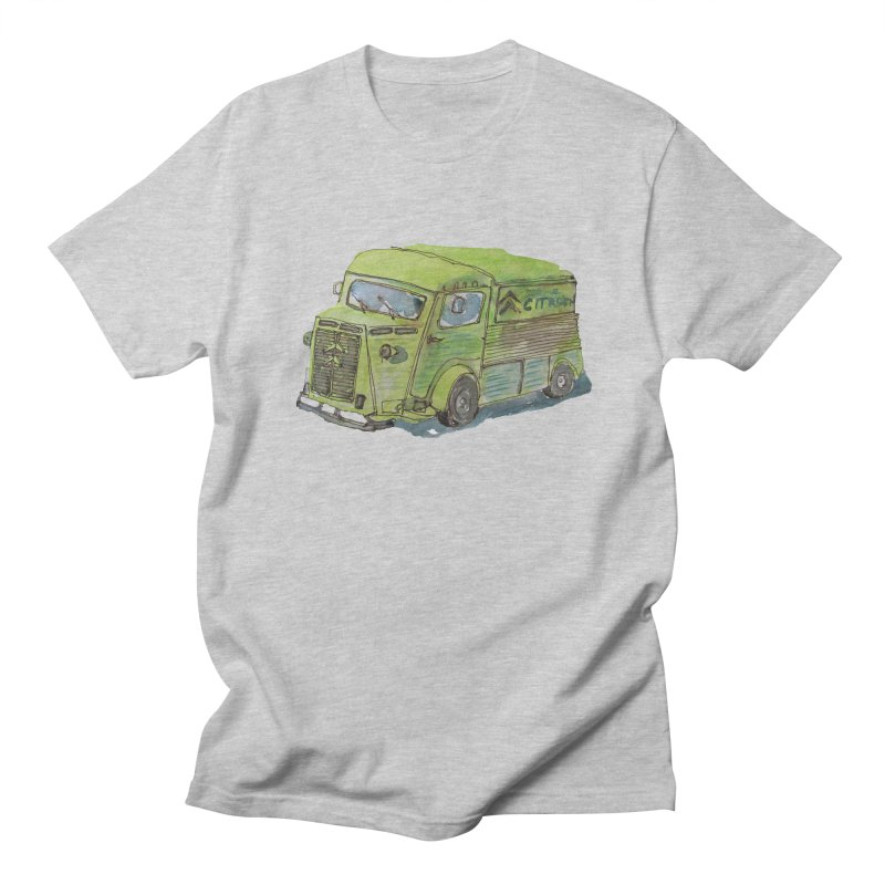 My imaginary food truck Men's T-shirt by Siobhan Donoghue's Artist Shop