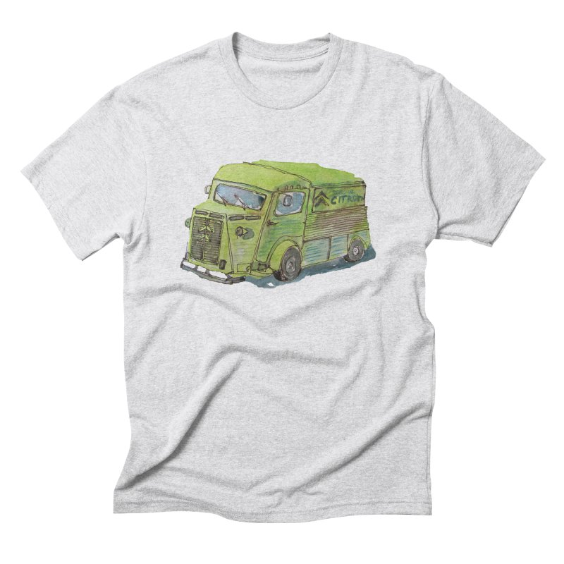 My imaginary food truck Men's Triblend T-Shirt by Siobhan Donoghue's Artist Shop