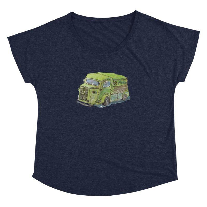 My imaginary food truck Women's Dolman by Siobhan Donoghue's Artist Shop