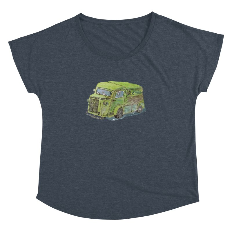 My imaginary food truck Women's Dolman by Siobhan Donoghue's Artist Shop