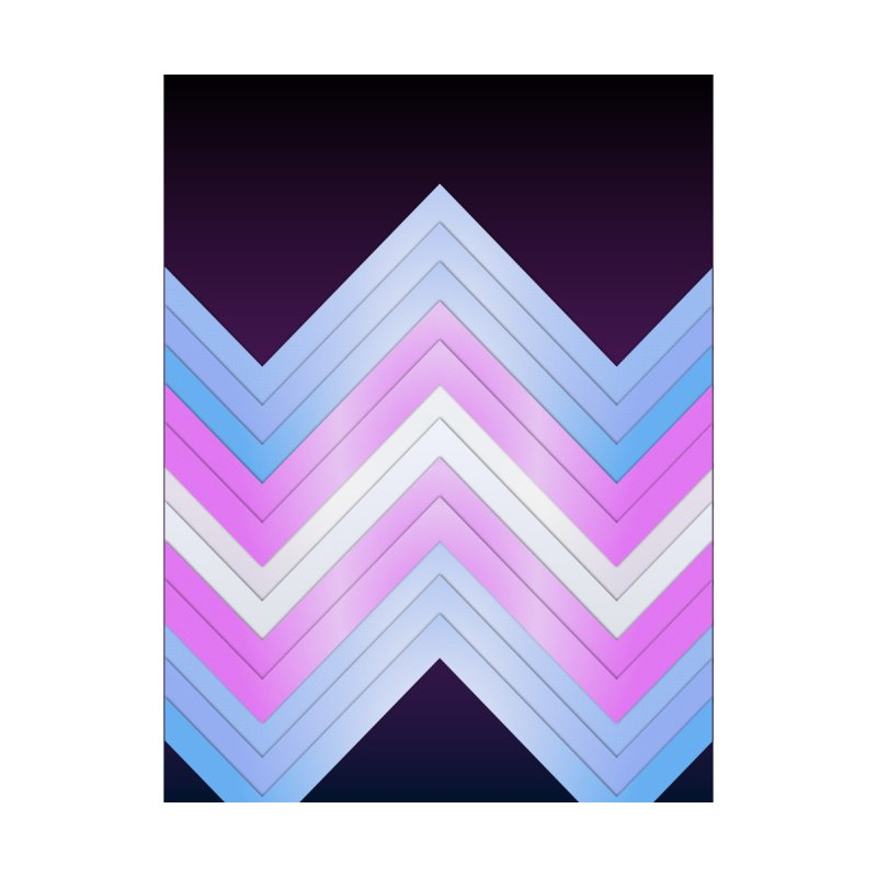 trans flag Women's Bottoms by Ƨ I Я A K Λ