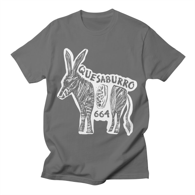 Quesaburro Men's T-Shirt by Ƨ I Я A K Λ