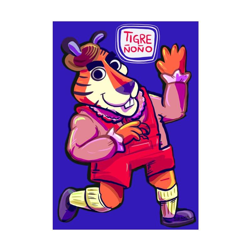 Tigre Ñoño como el del cereal pero del chavo Men's T-Shirt by Ƨ I Я A K Λ
