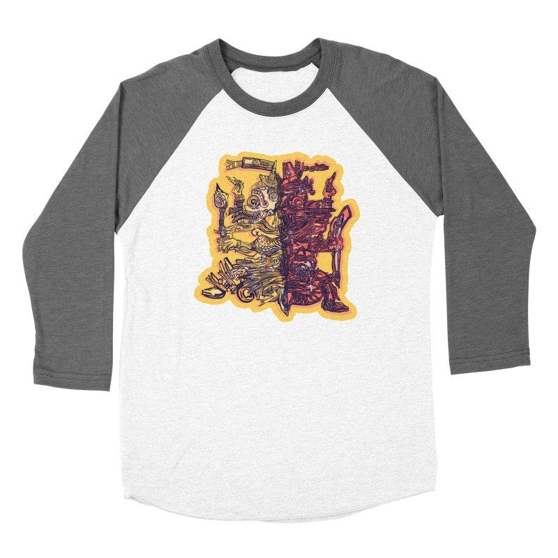 Ometeotl Women's Longsleeve T-Shirt by Ƨ I Я A K Λ