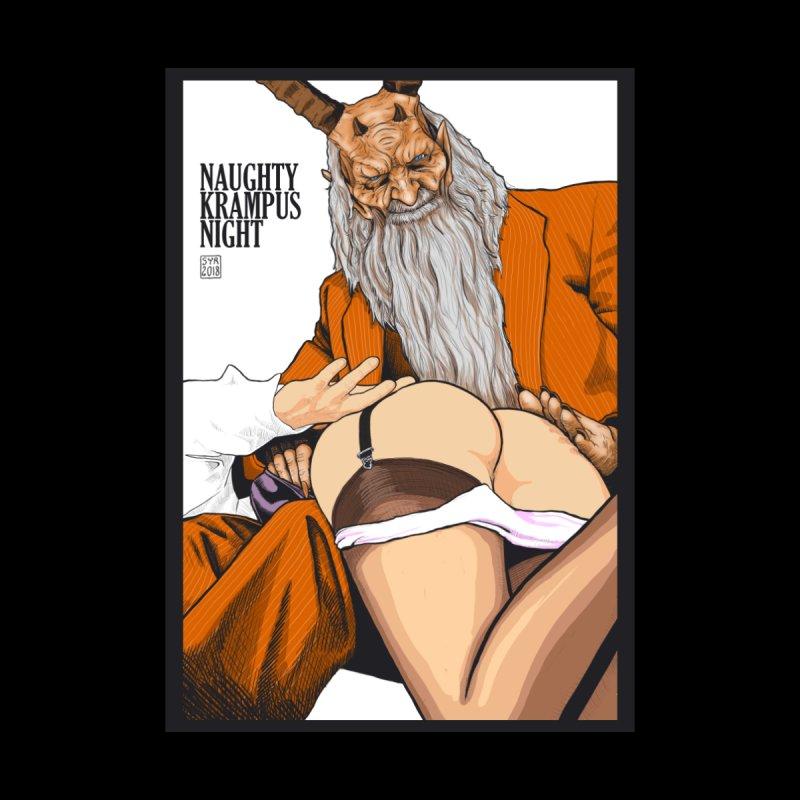 Naughty Krampus Night by sireyorick's Artist Shop