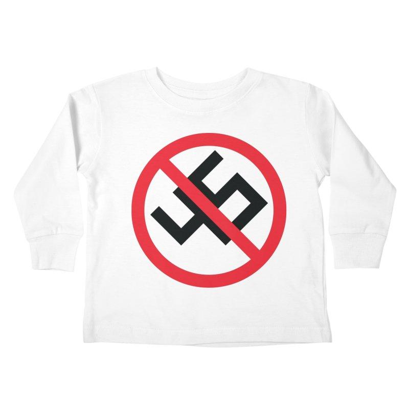 45 Kids Toddler Longsleeve T-Shirt by Sir Mitchell's Shop