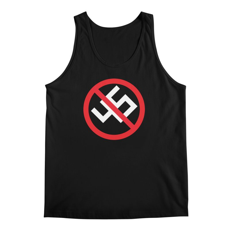 45 (white) Men's Tank by Sir Mitchell's Shop