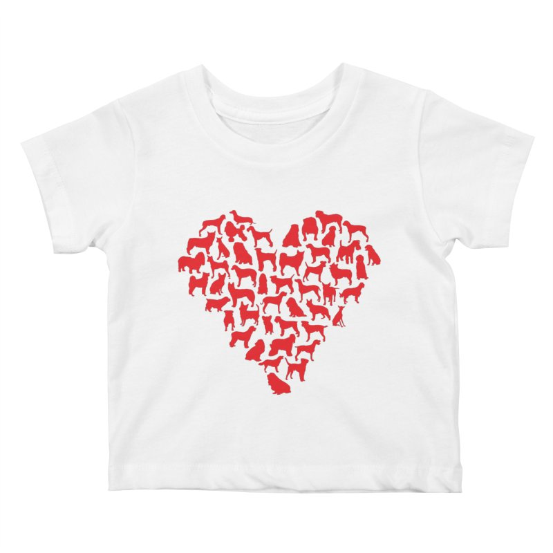 Must love dogs Kids Baby T-Shirt by siso's Shop