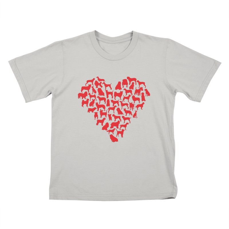 Must love dogs Kids T-shirt by siso's Shop