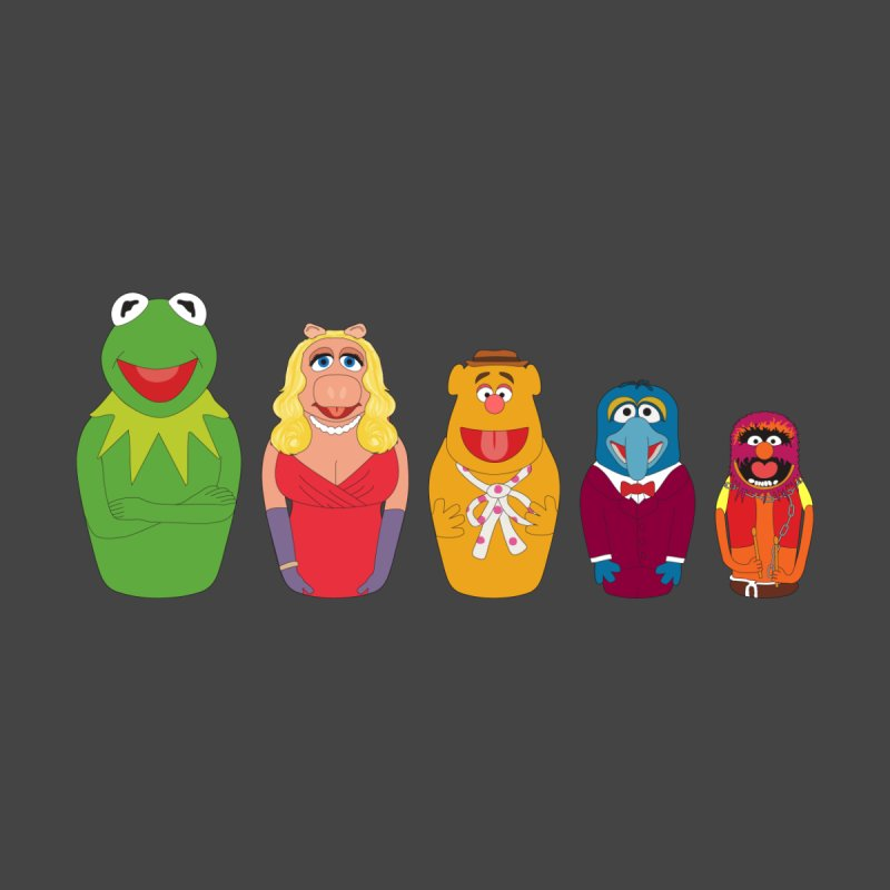Muppets take Russia by siso's Shop