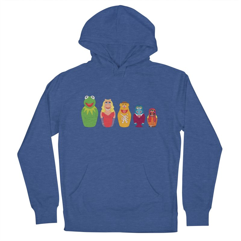 Muppets take Russia Women's Pullover Hoody by siso's Shop