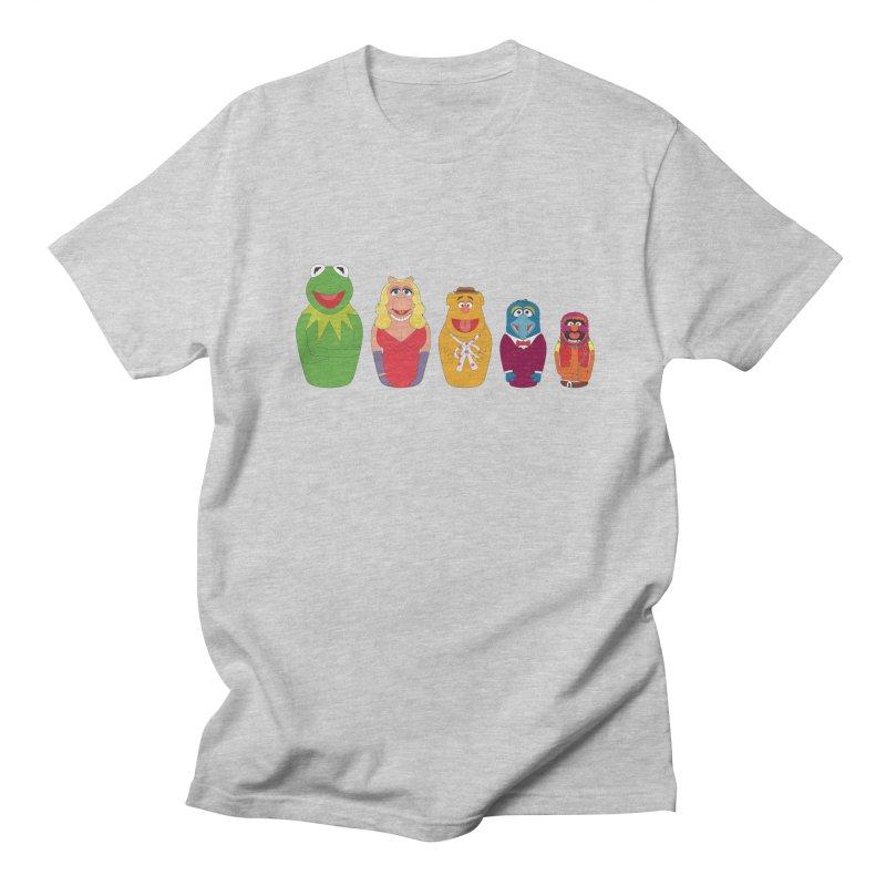 Muppets take Russia Men's T-shirt by siso's Shop