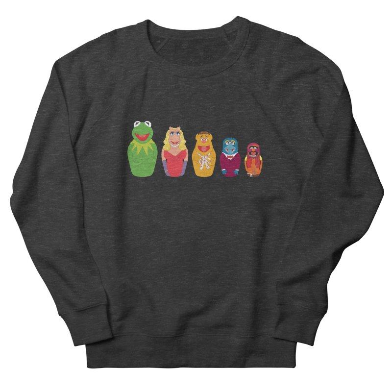Muppets take Russia Women's Sweatshirt by siso's Shop