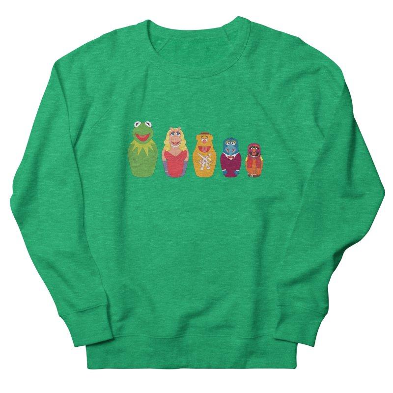 Muppets take Russia Men's Sweatshirt by siso's Shop