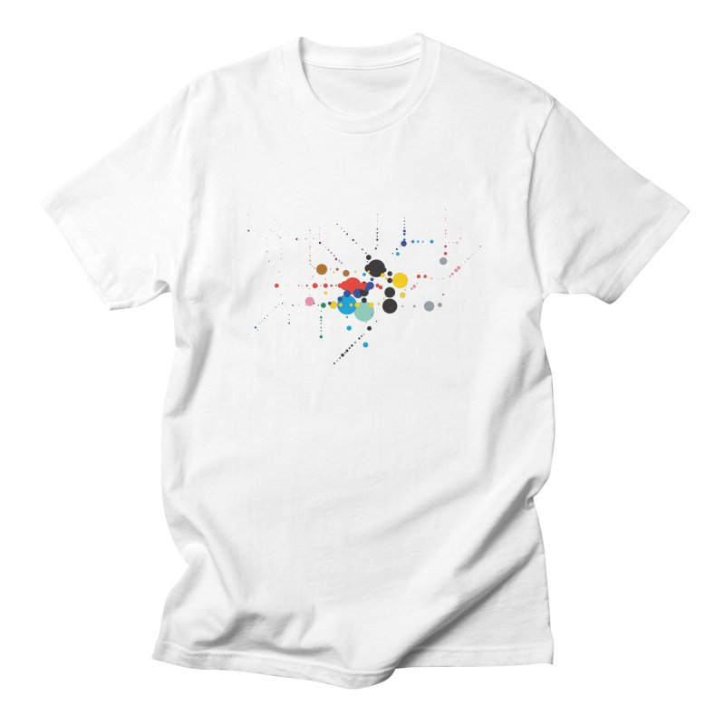 Going underground in Men's T-shirt White by siso's Shop