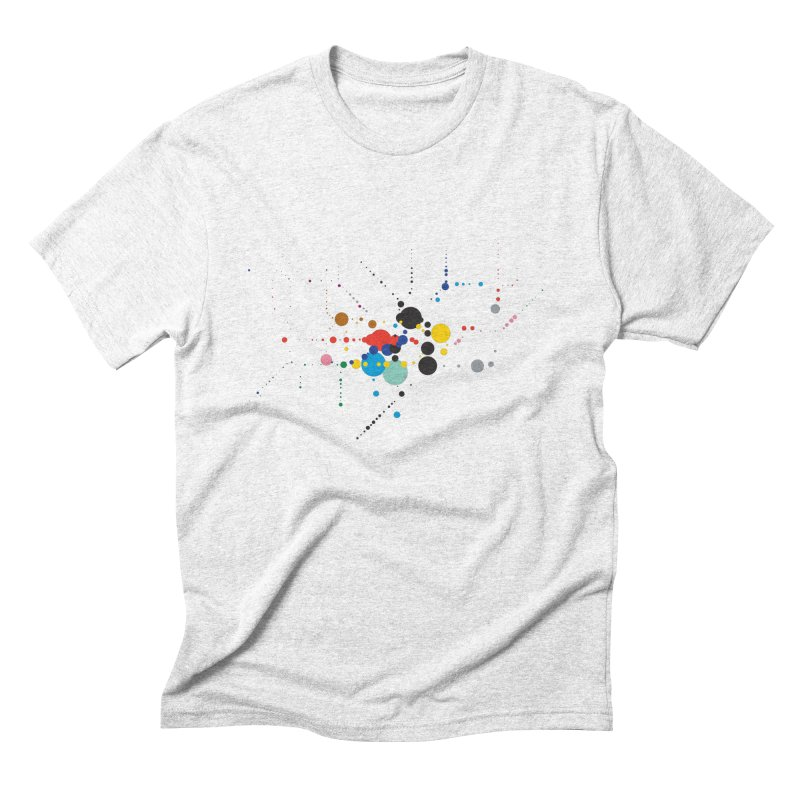 Going underground Men's Triblend T-shirt by siso's Shop