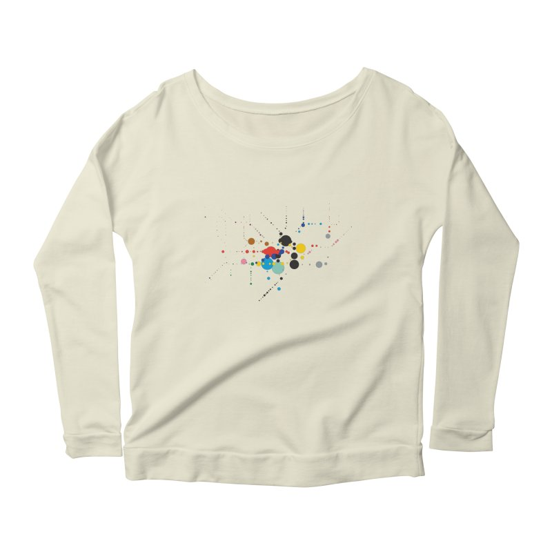 Going underground Women's Longsleeve Scoopneck  by siso's Shop
