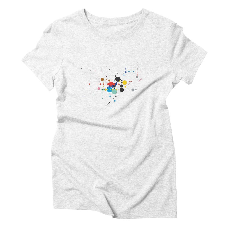Going underground Women's Triblend T-shirt by siso's Shop