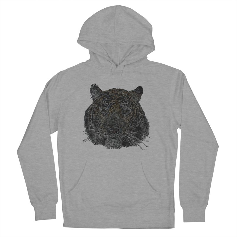 Tiger Tiger Women's Pullover Hoody by siso's Shop