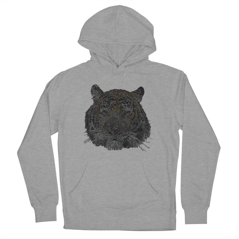 Tiger Tiger Men's Pullover Hoody by siso's Shop