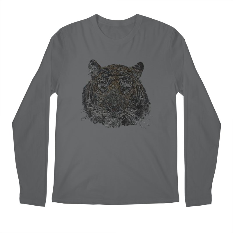 Tiger Tiger Men's Longsleeve T-Shirt by siso's Shop