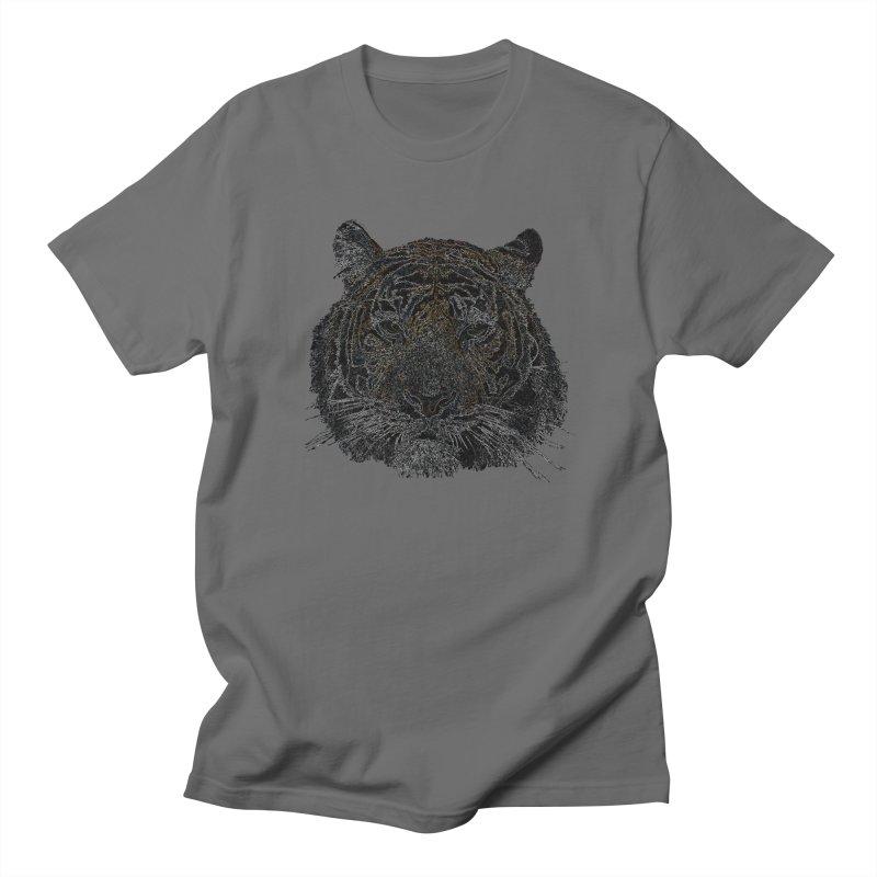 Tiger Tiger Men's T-shirt by siso's Shop