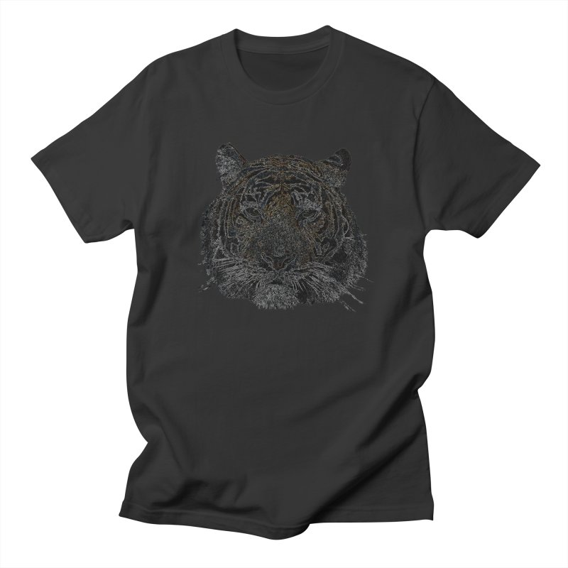 Tiger Tiger in Men's T-shirt Smoke by siso's Shop