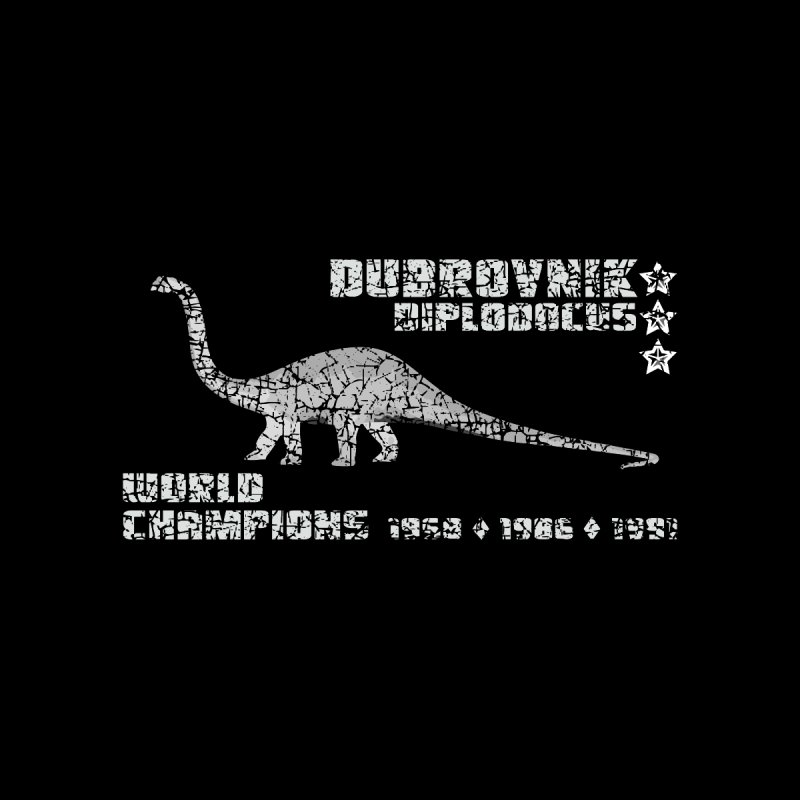 Dino cup - Dubrovnik Diplodocus (White) by siso's Shop