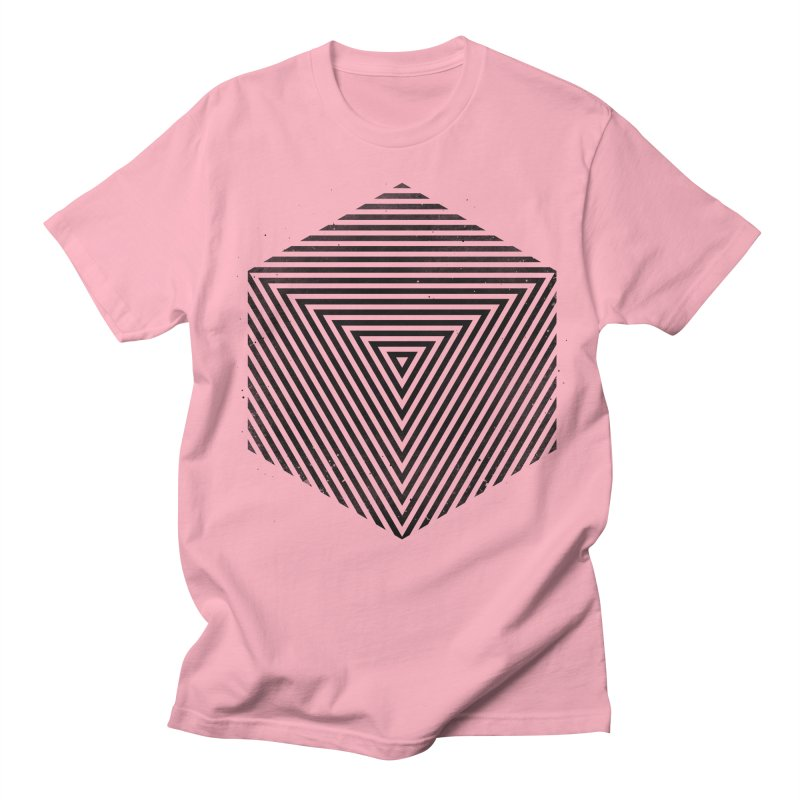 PLACE Cube Women's Unisex T-Shirt by Sitchko