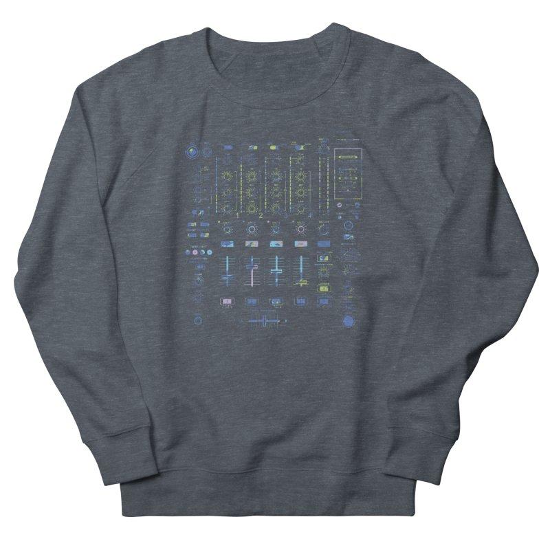 DJ Mixer Women's Sweatshirt by Sitchko