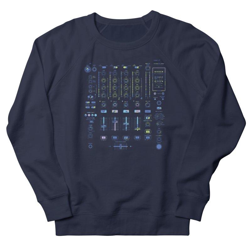 DJ Mixer Men's Sweatshirt by Sitchko
