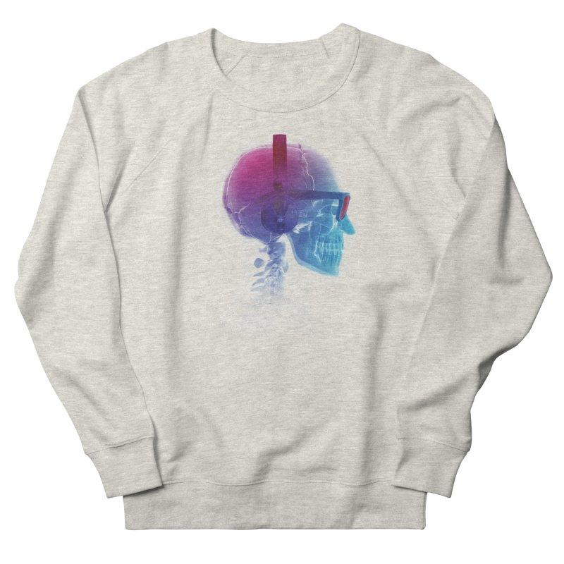 Electronic Music Fan Men's Sweatshirt by Sitchko