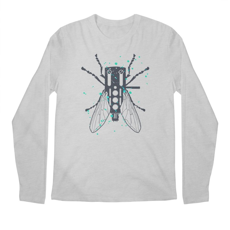 Cartridgebug Men's Longsleeve T-Shirt by Sitchko