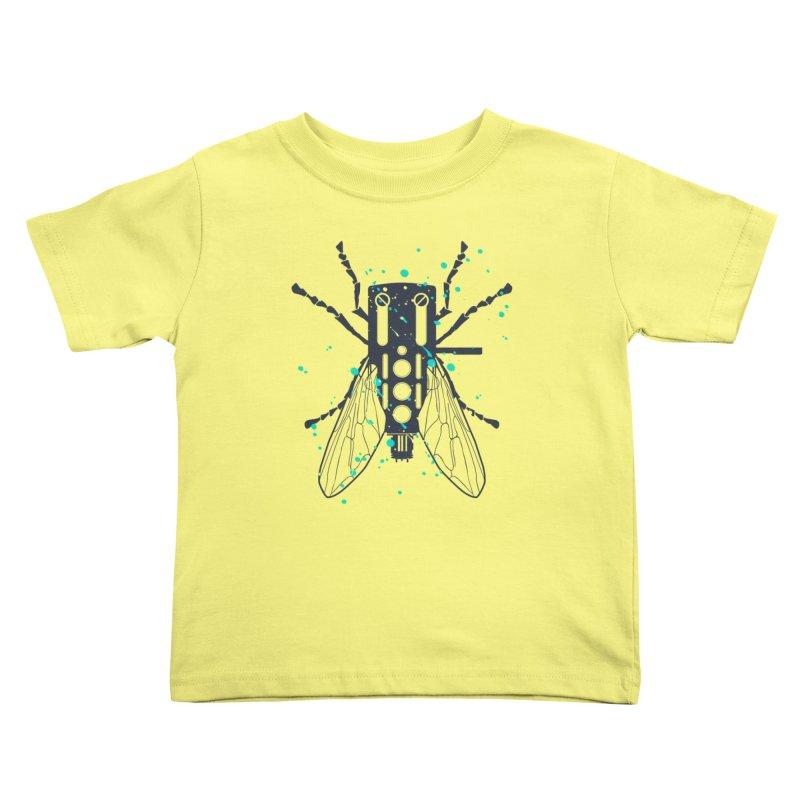 Cartridgebug Kids Toddler T-Shirt by Sitchko