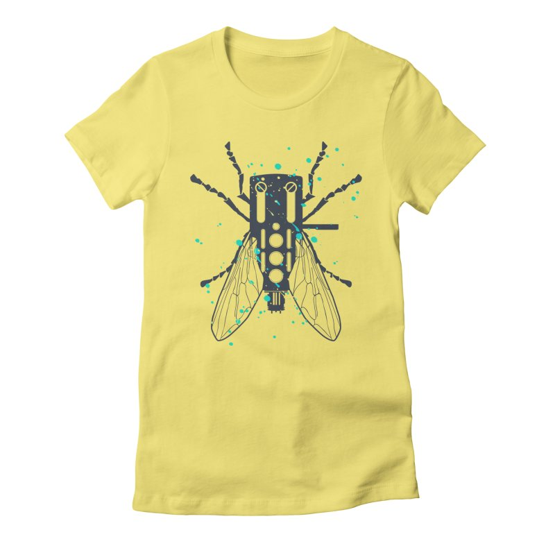 Cartridgebug Women's Fitted T-Shirt by Sitchko