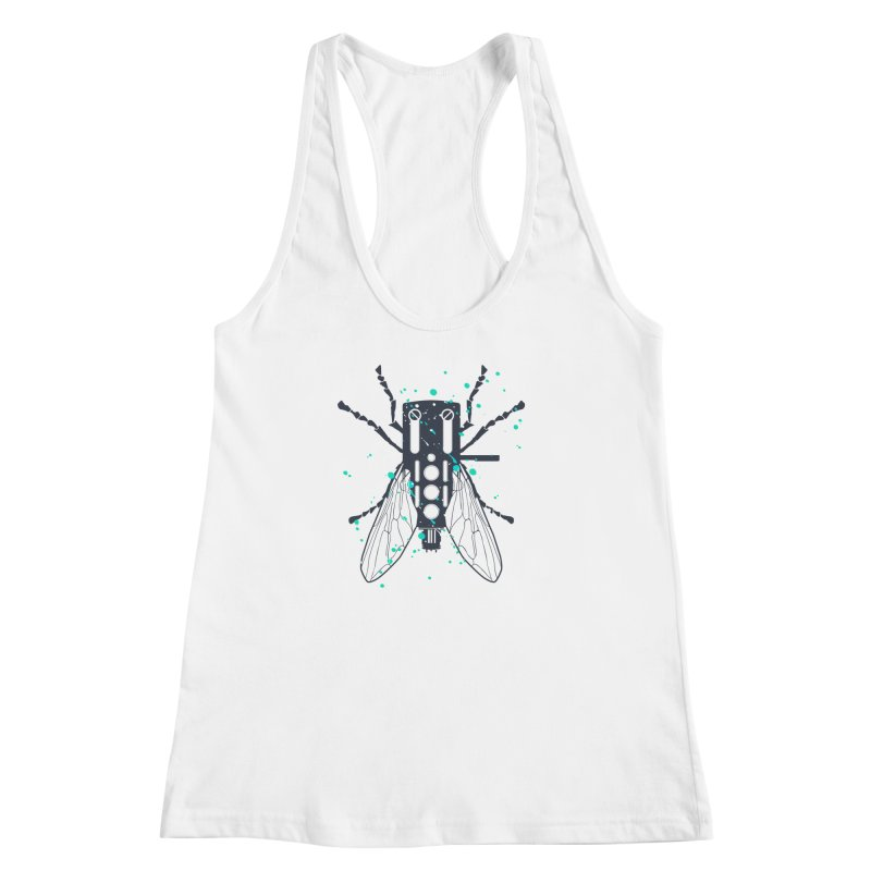 Cartridgebug Women's Racerback Tank by Sitchko