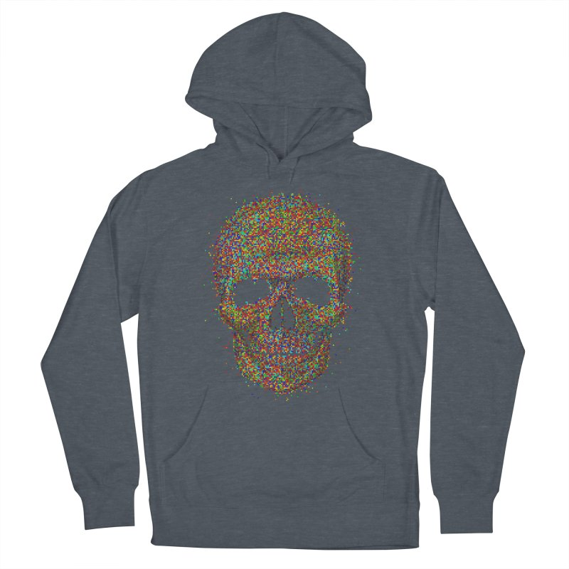Acid Skull Women's Pullover Hoody by Sitchko