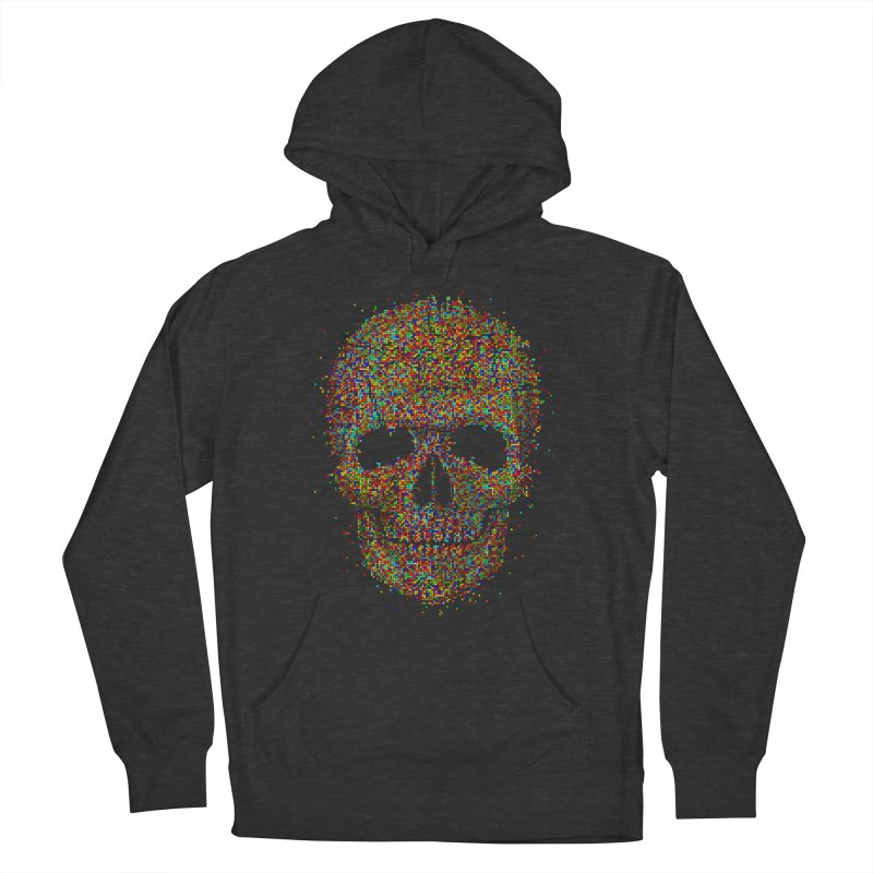 Acid Skull Men's Pullover Hoody by Sitchko