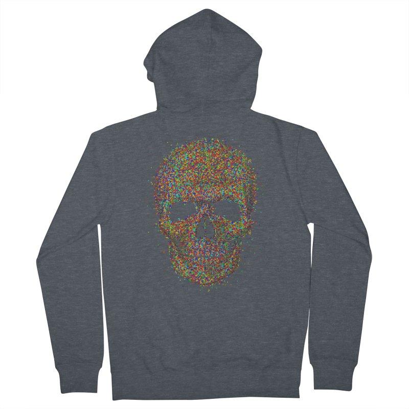 Acid Skull Women's Zip-Up Hoody by Sitchko