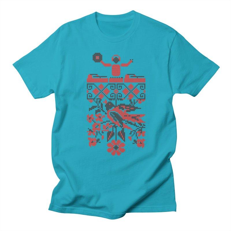 Ethno DJ Men's T-Shirt by Sitchko