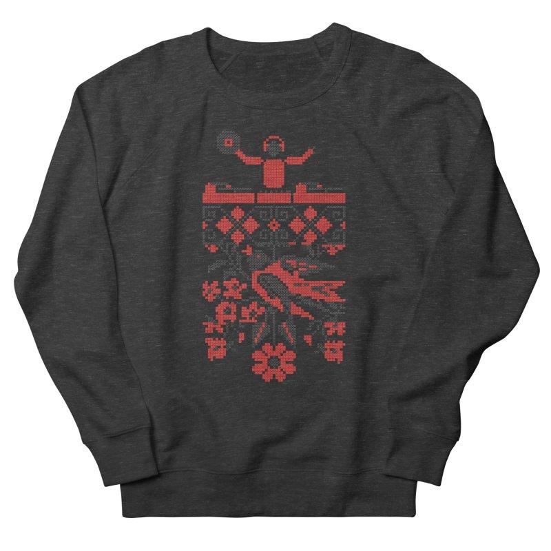Ethno DJ Men's Sweatshirt by Sitchko