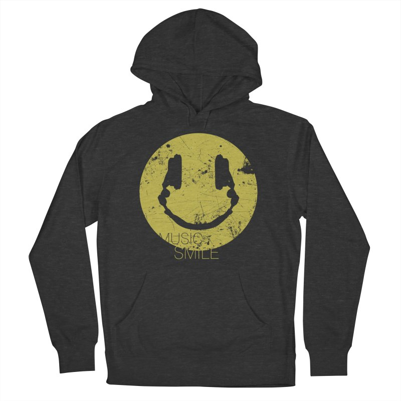 Music Smile Women's Pullover Hoody by Sitchko