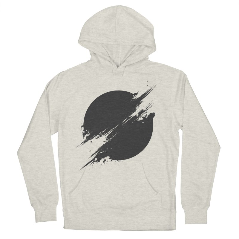 The Sun is Black Women's Pullover Hoody by Sitchko