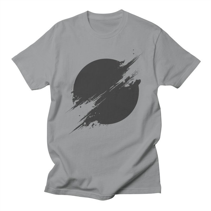 The Sun is Black Men's T-Shirt by Sitchko