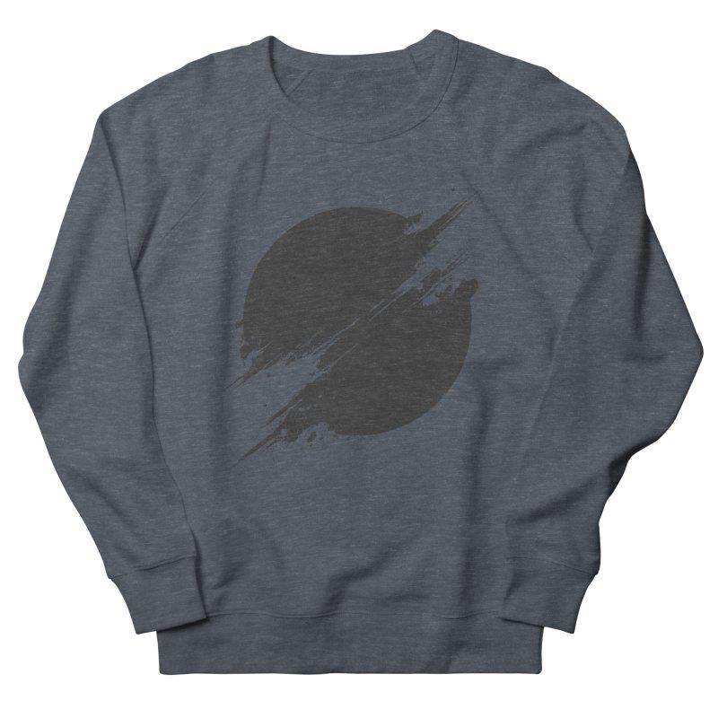 The Sun is Black Men's Sweatshirt by Sitchko