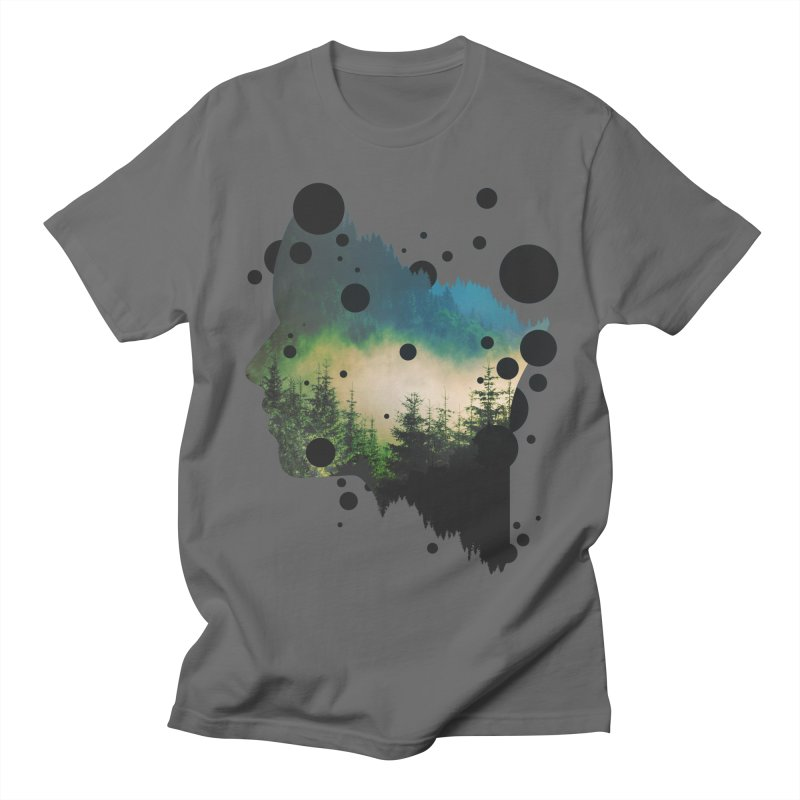 Face Of the Forest Women's Unisex T-Shirt by Sitchko
